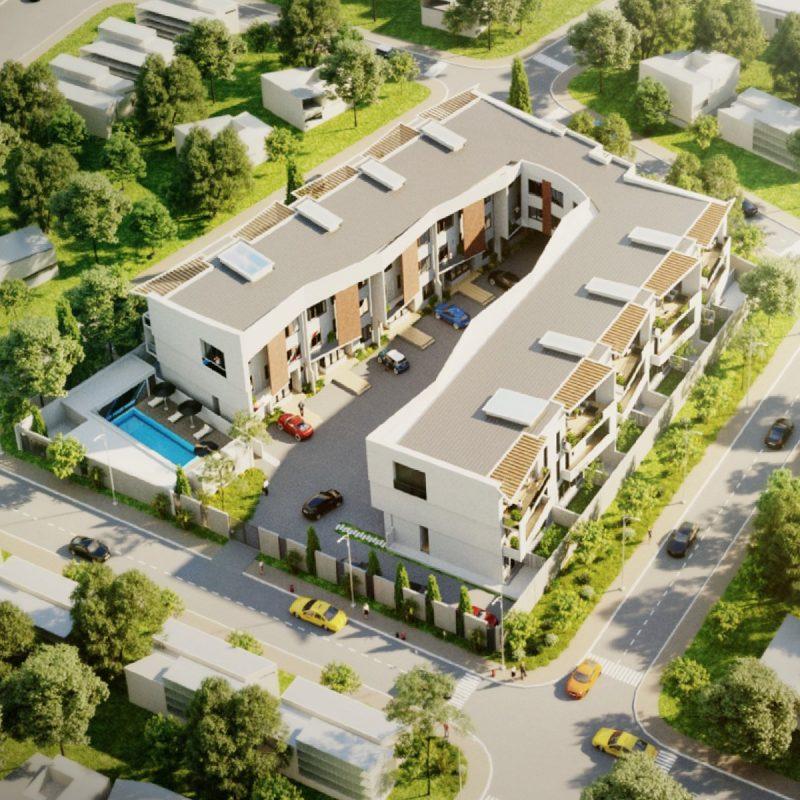 kaufhaus visualisierung immobilie 3d