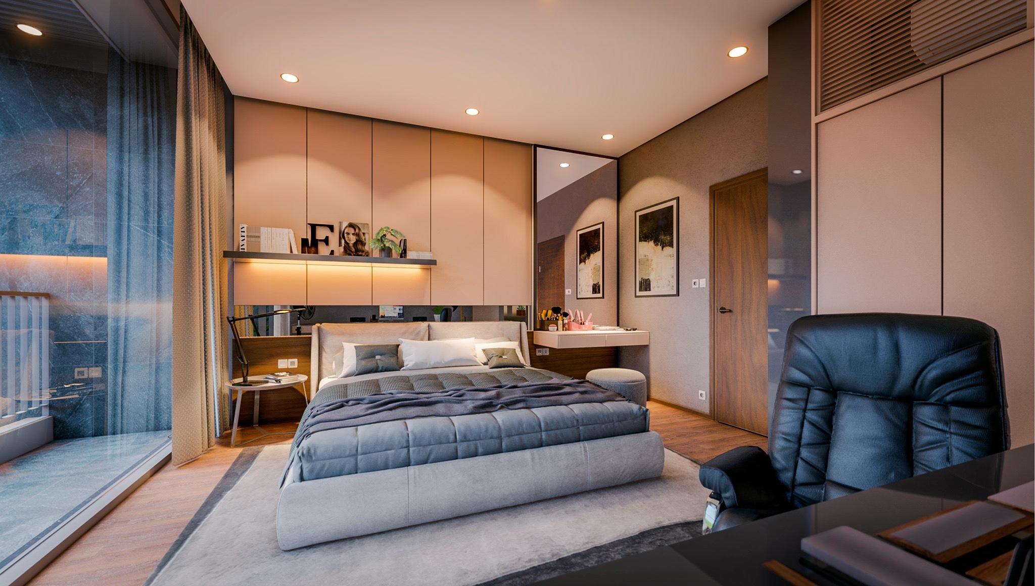 möbel design mit 3d rendern