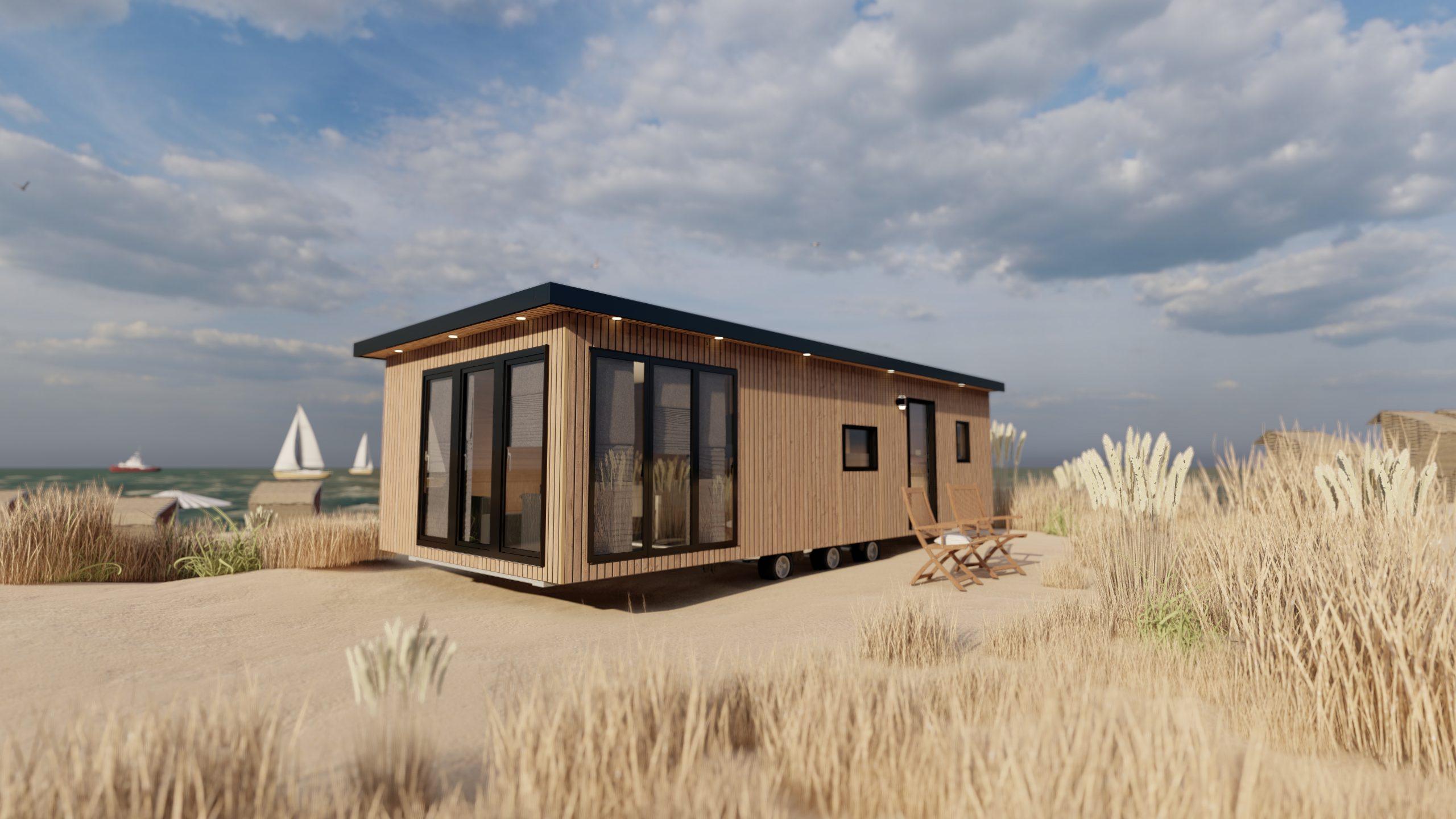 3d containerhaus visulisierung