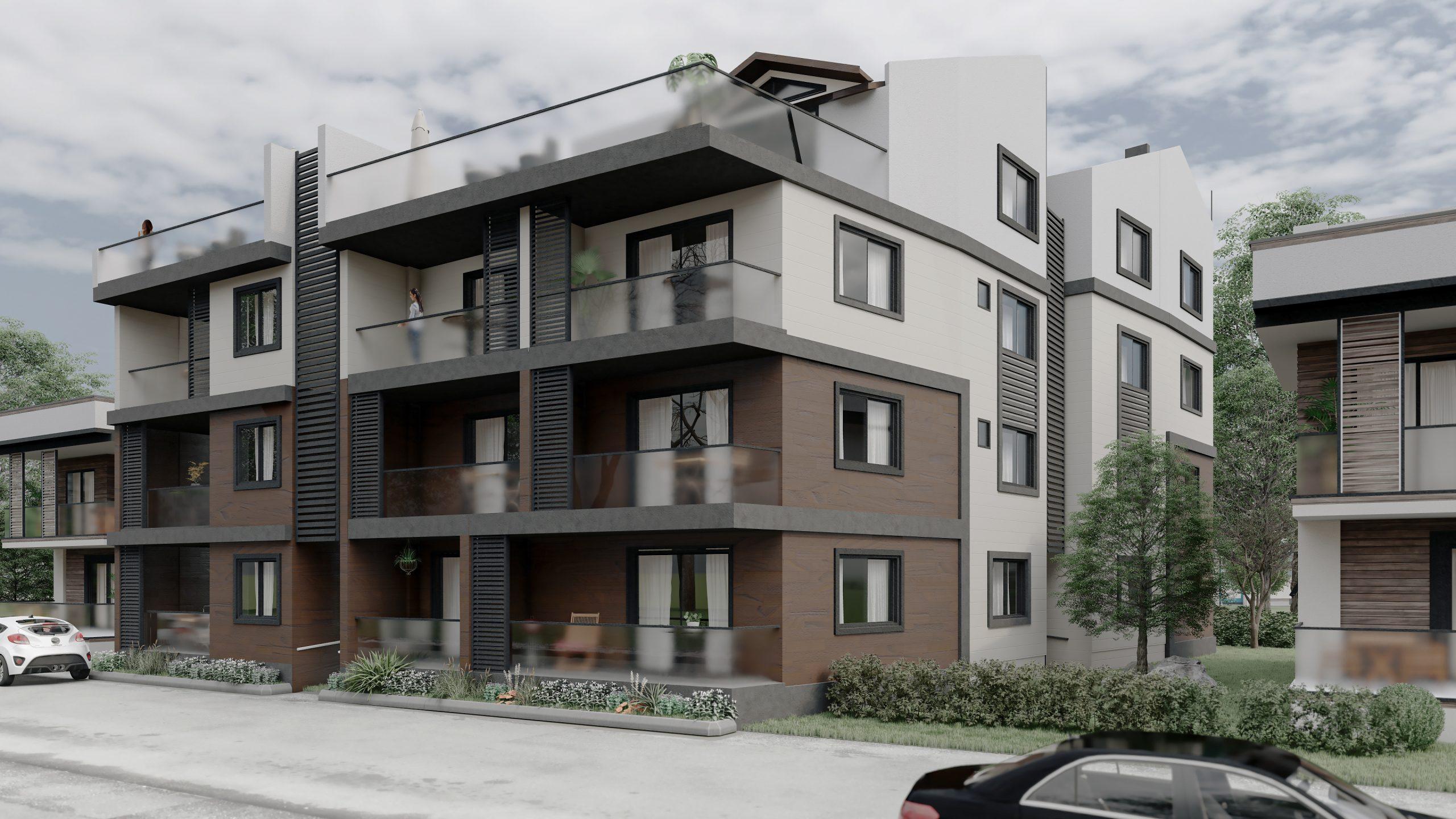 immobilien und architektur visualisierung